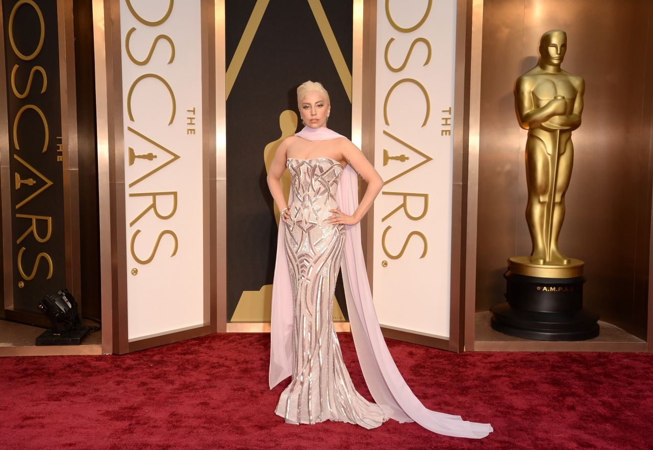 lady gaga oscars 2017 - photo #28
