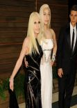 Lady Gaga - 2014 Vanity Fair Oscar Party