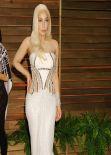 Lady Gaga - 2014 Vanity Fair Oscar Party