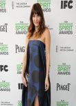 Lake Bell at Film Independent Spirit Awards in Santa Monica