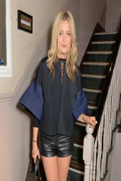 Laura Whitmore in Hot Pants - Attending