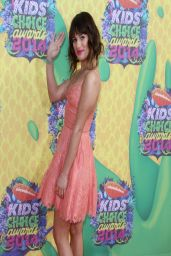 Lea Michele - Elie Saab Dress - Kids' Choice Awards 2014