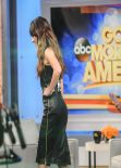 Lea Michele - ood Morning America Show in New York City - March 2014