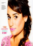 Lea Michele - Seventeen Magazine - April 2014 Issue