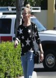 LeAnn Rimes in Jeans - Out in Calabasas, March 2014