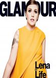 Lena Dunham – Glamour Magazine (USA) – April 2014 Issue