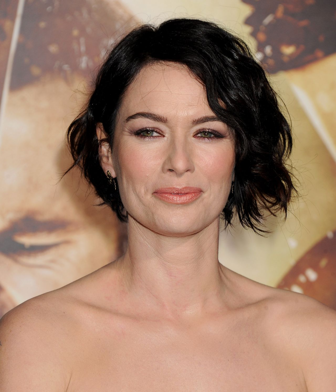 Lena Headey - '300 Rise of an Empire' Premiere in Los Angeles Rosie Huntington Whiteley Height