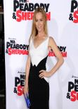 Leslie Mann at 'Mr. Peabody & Sherman' Premiere in Westwood