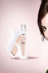 Lily Collins - Marie Claire/Lancome Ad Campaign Photoshoot 2014