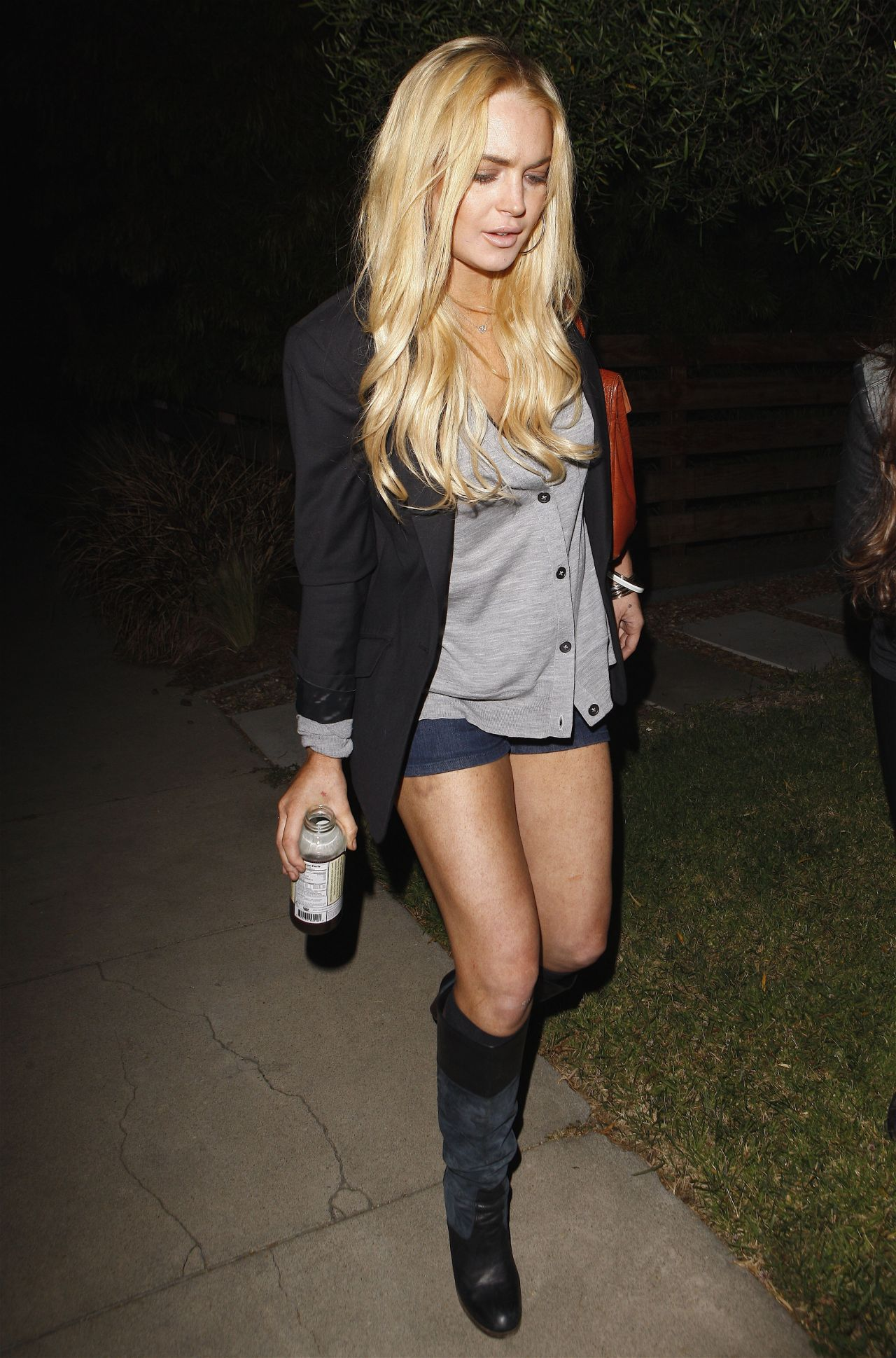 Lindsay Lohan - Legs -...