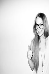 Lindsay Lohan - Terry Richardson Photoshoot - March 2014