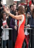 Lisa Snowdon - TRIC awards 2014 in London