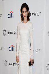 Lizzy Caplan - 2014 PaleyFest -