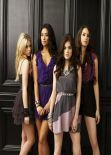 Lucy Hale, Ashley Benson, Shay Mitchell and Troian Bellisario -