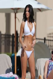 Lucy Mecklenburgh Hot in Bikini - Dubai, March 2014