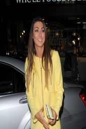 Luisa Zissman - 6th Birthday of Jersey Boys at the Piccadilly Theatre London - March 2014
