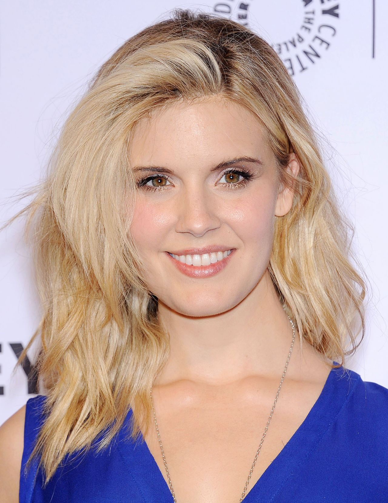 Maggie Grace at PaleyFest 2014 – Lost 10th Anniversary