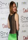 Maitland Ward - Style Fashion Week at L.A. Live Event Deck, March 2014