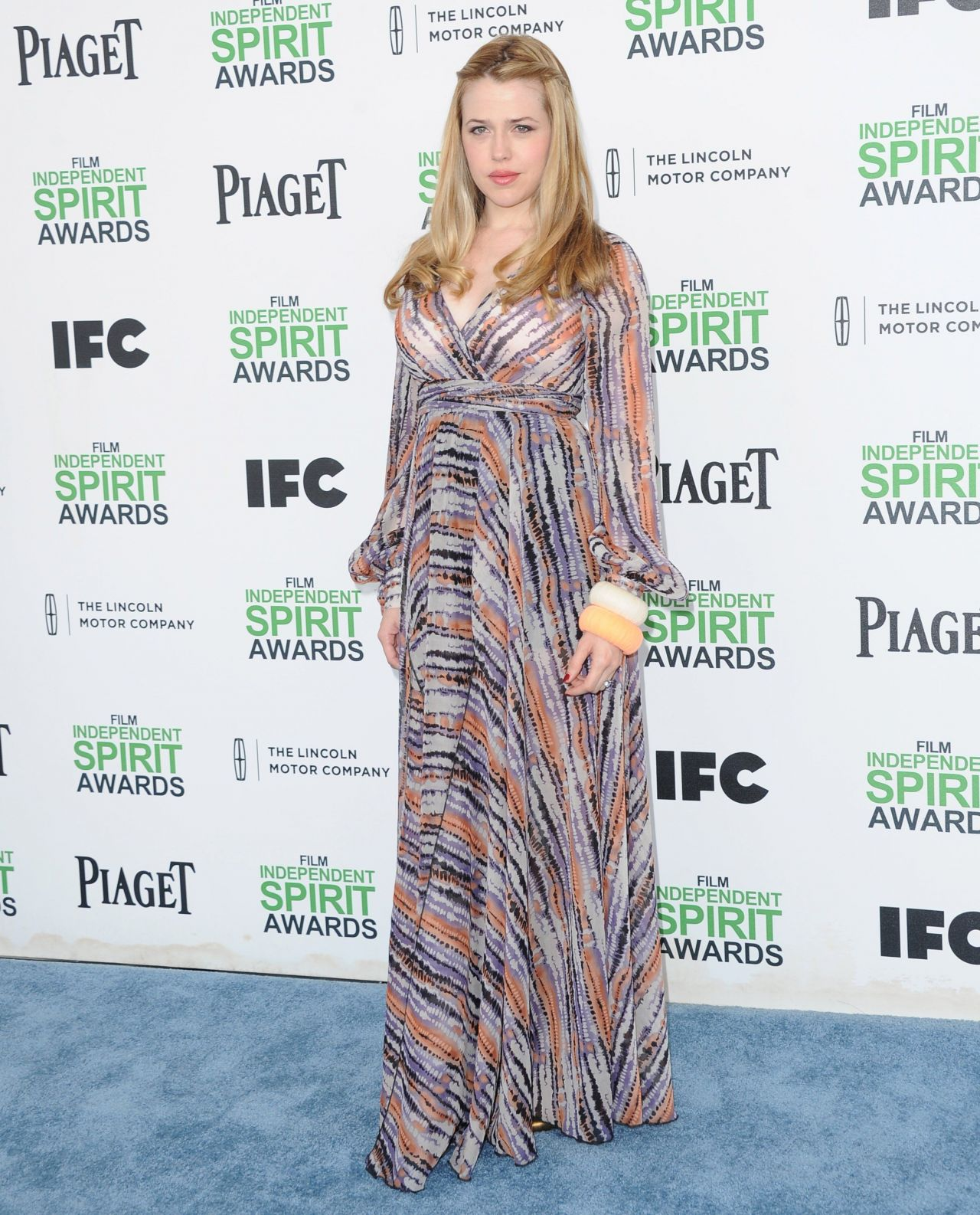 Majandra Delfino - 2014 Film Independent Spirit Awards