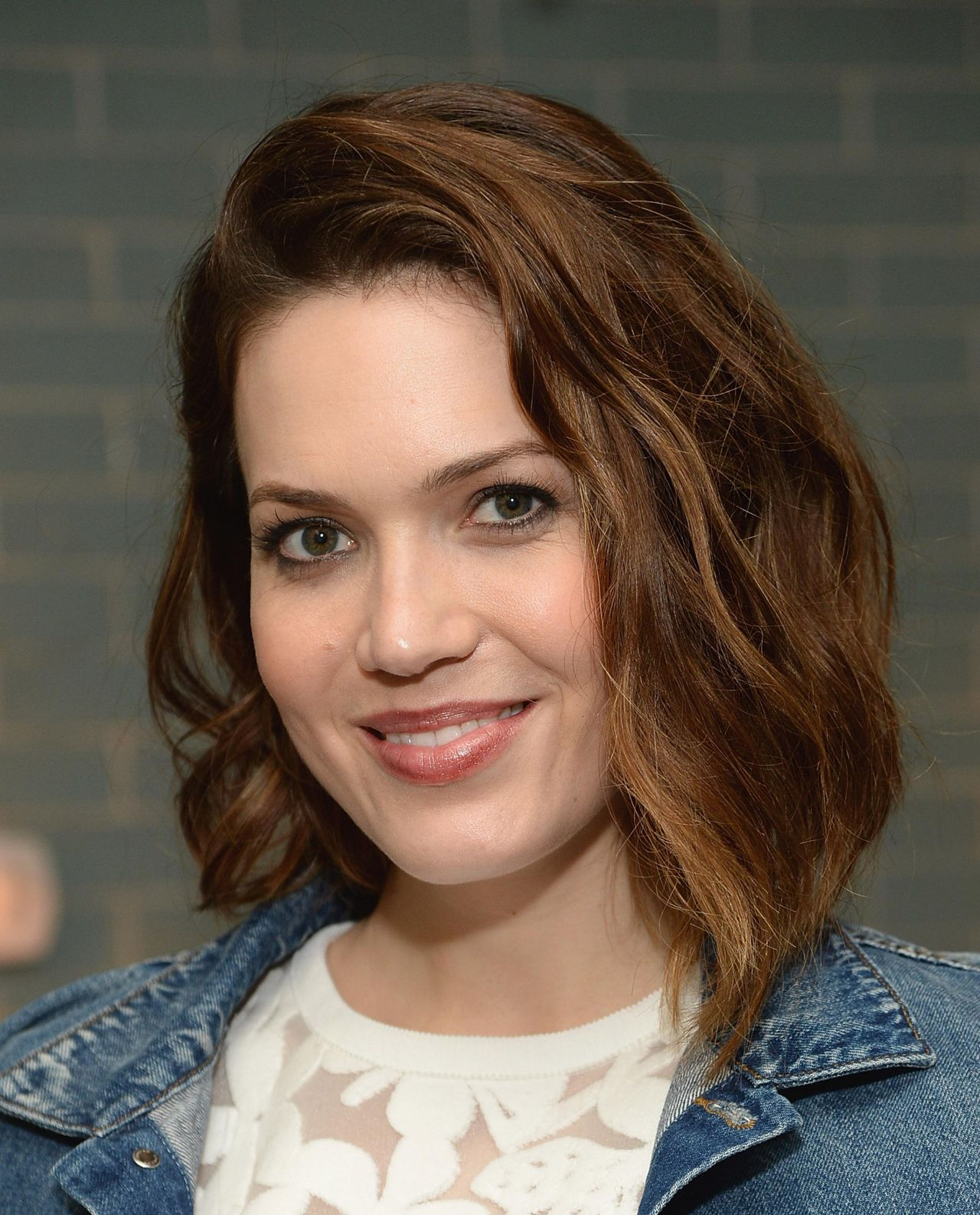 Mandy Moore - Anthropologie Celebrates A Denim Story in Los Angeles, March 2014