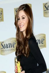 Maria Menounos at Suave Professionals Natural Infusion Collection Launch, March 2014