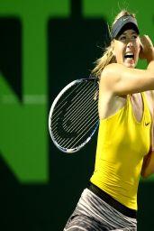 Maria Sharapova - 2014 Miami Sony Open - 2nd round
