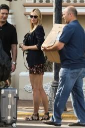 Maria Sharapova – Arrives for Avon Photoshoot in Miami, March 2014