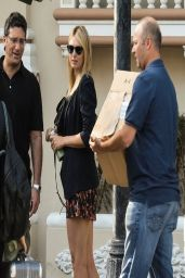 Maria Sharapova - Arrives for Avon Photoshoot in Miami, March 2014