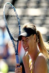 Maria Sharapova - Key Biscayne 2014 - Sony Ericsson Open (Quarterfinals)