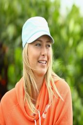 Maria Sharapova - Miami Masters 2014 - Sony Open at Crandon Park Tennis Center