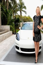 Maria Sharapova - Porsche Media Night in Miami - March 2014