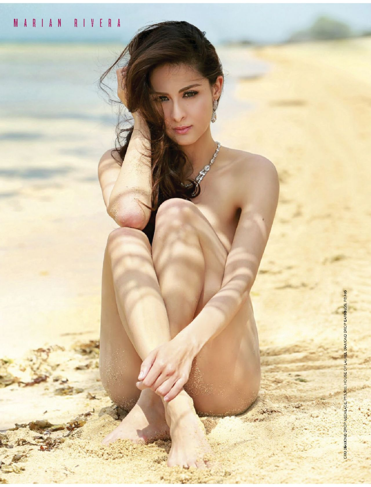 Marian rivera fhm cover think, that