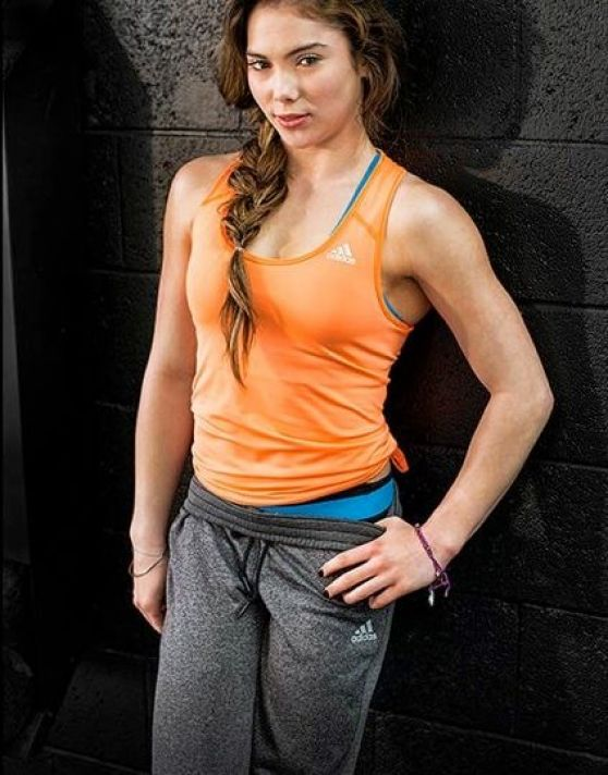 McKayla Maroney - Adidas Women