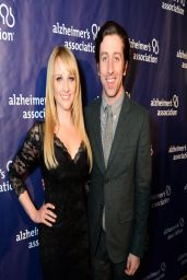 Melissa Rauch – 2014 'A Night At Sardi's' at The Beverly Hilton Hotel