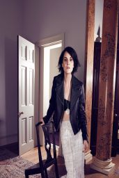 Michelle Dockery - InStyle Magazine (UK) January 2014 Issue