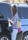 Mila Kunis - Out in LA, March 2014