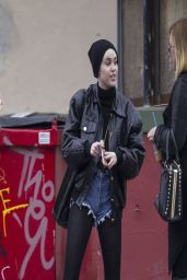 Miley Cyrus in New Orleans - March 2014