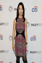 Ming-Na Wen – PaleyFest An Evening With 'The Agents of Shield' – March 2014