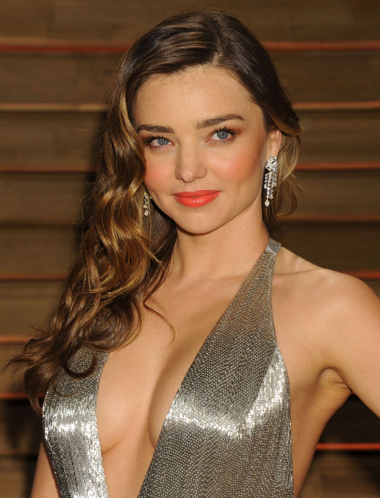 Miranda kerr 2014 vanity fair oscars party