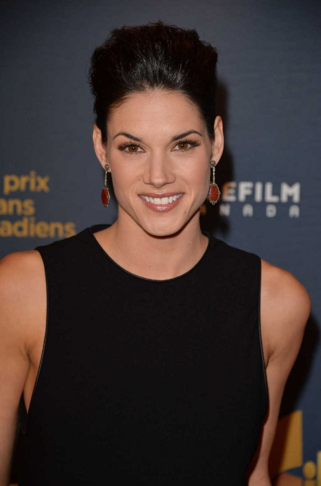 Missy Peregrym - 2014 Canadian Screen Awards