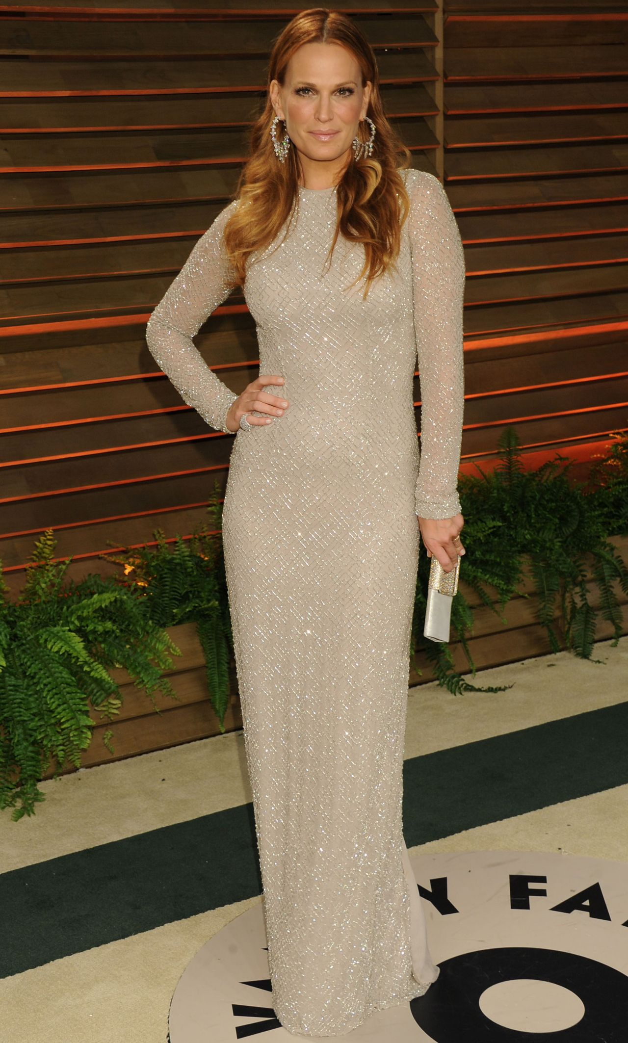 Molly Sims - 2014 Vanity Fair Oscar Party