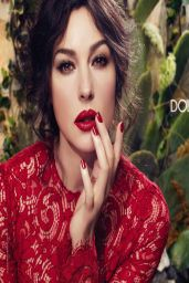 Monica Bellucci - Photoshoot for Dolce & Gabbana's Classic Cream, Spring 2014