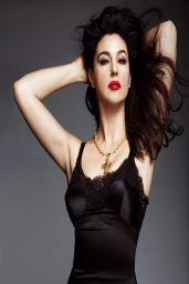 Monica Bellucci - Woman Madame Figaro Magazine April 2014 Issue