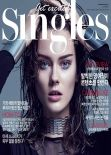 Monika Jagaciak - Singles Magazine (Korea) - March 2014 Issue