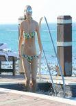 Myleene Klass Bikini Candids - March 2014