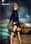 Nadine Wolfbeisser - DT Magazine (Spain) - March 2014 Issue