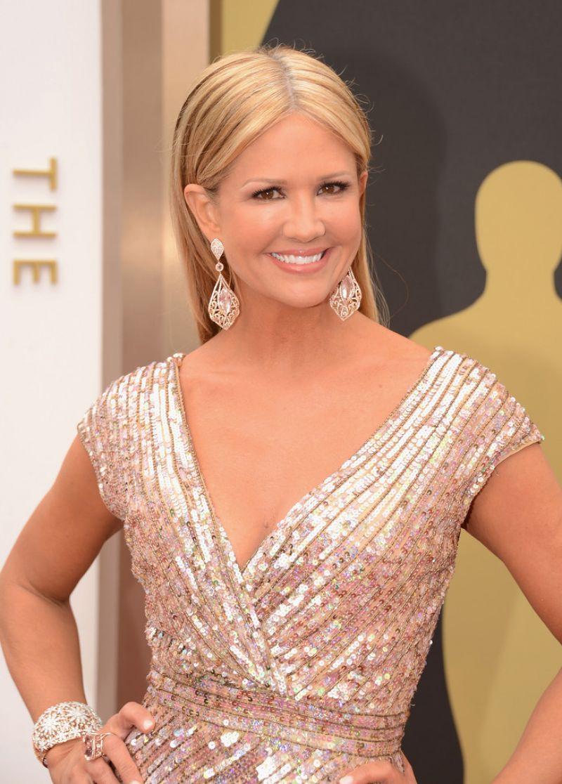 Nancy O Dell 86th Annual Academy Awards