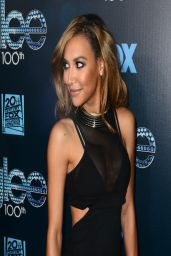 Naya Rivera at 'Glee' 100th Episode Celebration – March 2014