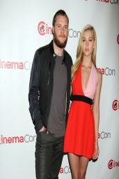 Nicola Peltz - CinemaCon Paramount Presentation in Vegas - March 2014