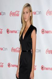 Nicola Peltz in Saint Laurent Dress - CinemaCon 2014 - The Big Screen Achievement Awards